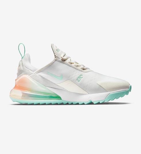 Nike Air Max 270 G Women's Golf Shoes