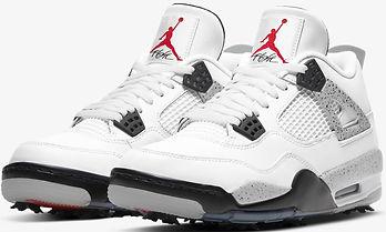 Nike Jordan 4 G Golf Shoe