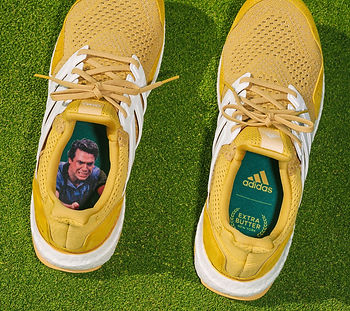 adidas Shooter Ultraboost Happy Gilmore Golf Shoes
