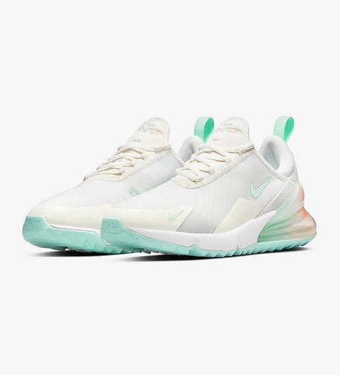 Nike Air Max 270 G Ladies Golf Shoe