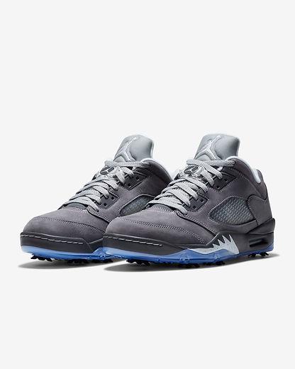 Air Jordan V Low Golf Shoes