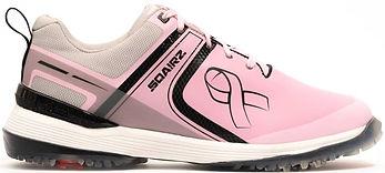 SQAIRZ SPEED PINK Golf Shoe