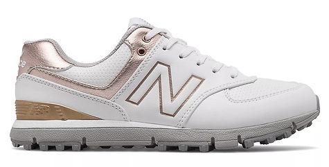 New Balance Womens 574 SL Golf Shoe