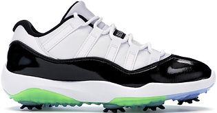 Nike Jordan 11 Retro Low Concord Jon Rahm golf shoes