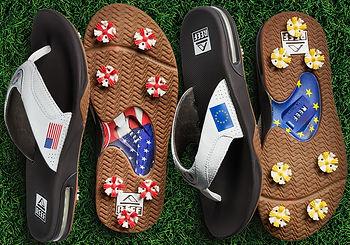 Ryder Cup Reef Spackler Golf Sandals