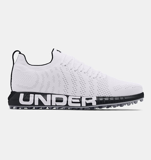 Under Armour HOVR Knit Lace Up Golf Shoe