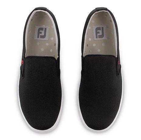 FootJoy Sport Retro Slip-On Ladies Golf Shoes