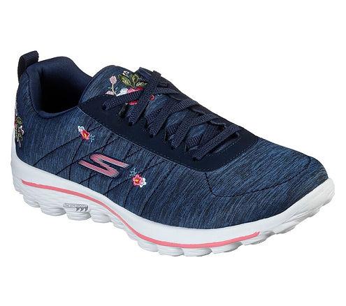 Skechers GO GOLF Walk Sport - Bloom Womens Golf Shoe