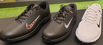 Tiger Woods new golf shoes 2020