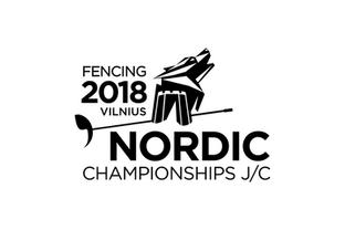 NORDIC FENCING Championships 2018 LOGO-0
