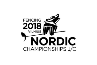 NORDIC FENCING Championships 2018 LOGO-0