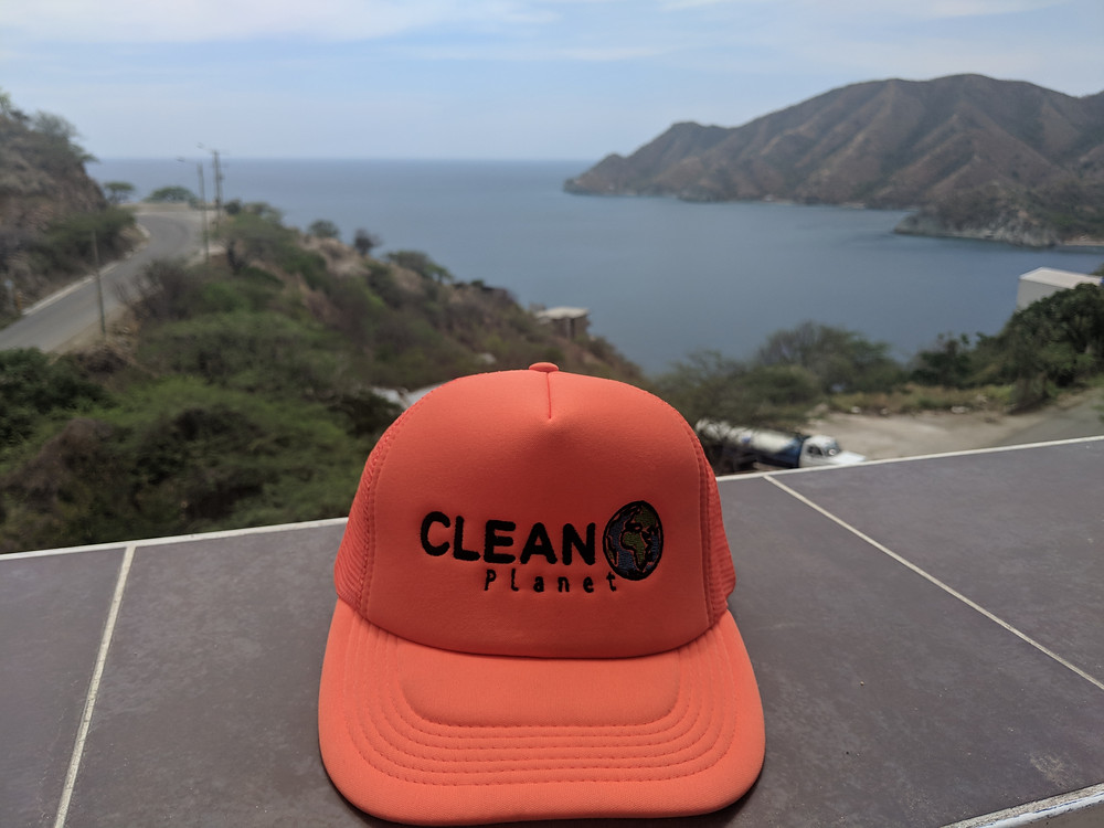 CleanPlanet Movement Hat