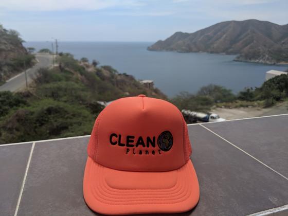 Clean Planet Cap