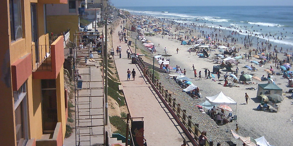 Limpiando Playas de Tijuana