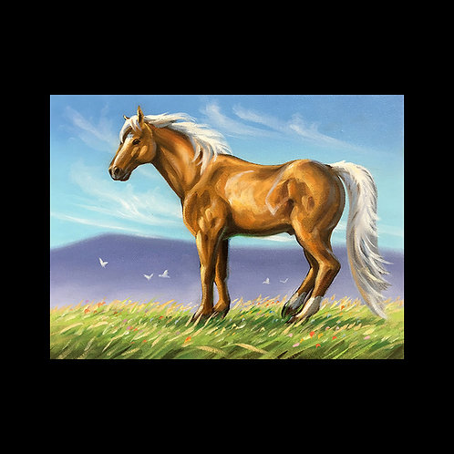 Lesson 19: Painting Horse Standing