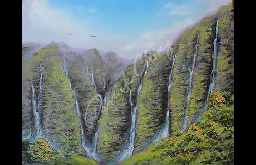 Waterfall Cliffs