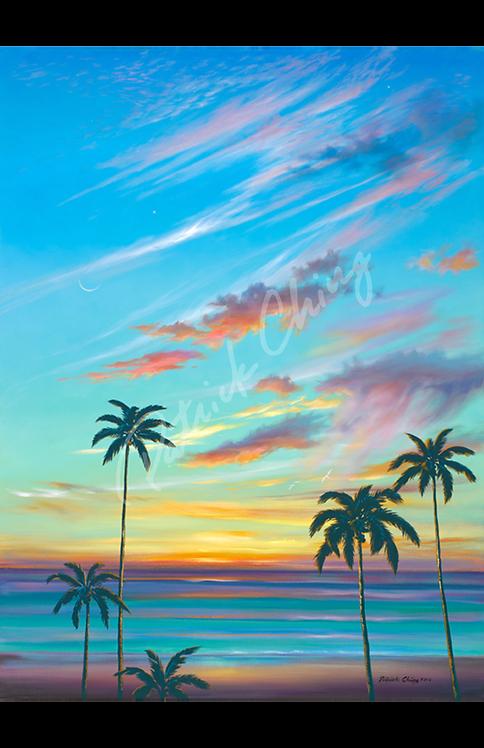 Moana Sunset