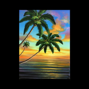 Lesson 6: Painting Coconut Trees