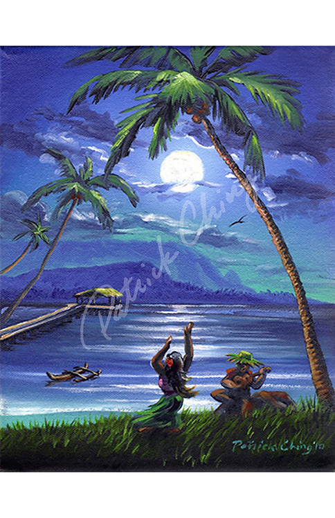Hanalei Moonlight Serenade