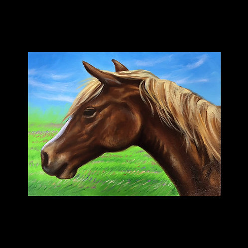 Lesson 20: Painting Horse Face