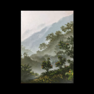 Lesson 9: Painting Misty Forest Fades