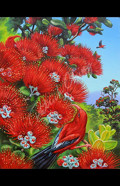 ʻIʻiwi Lehua