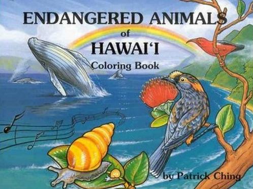 Endangered Animals of Hawaiʻi