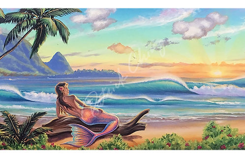 Mermaid in Hanalei