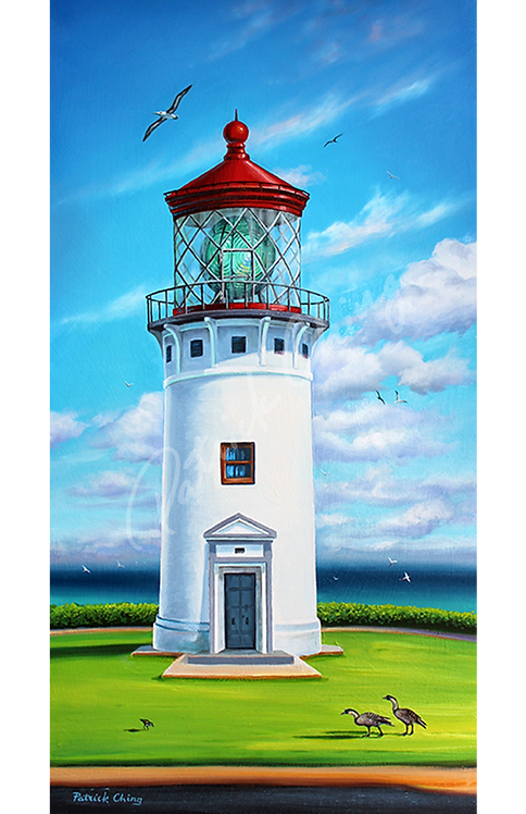 Kīlauea Lighthouse Centennial