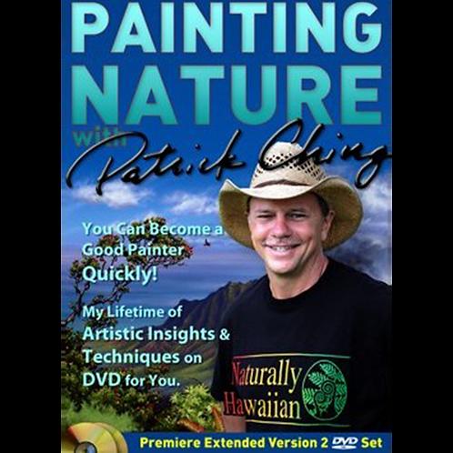 Painting Nature Art Instruction DVD