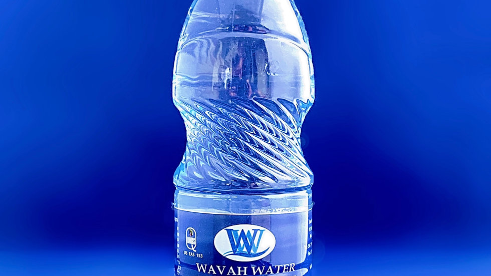500ml - 24 x Bottles of Mineral Water, in box packaging