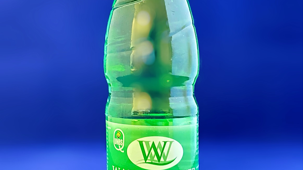 500ml - 12 x Bottles of Sparkling Mineral Water, in plastic wrap packaging