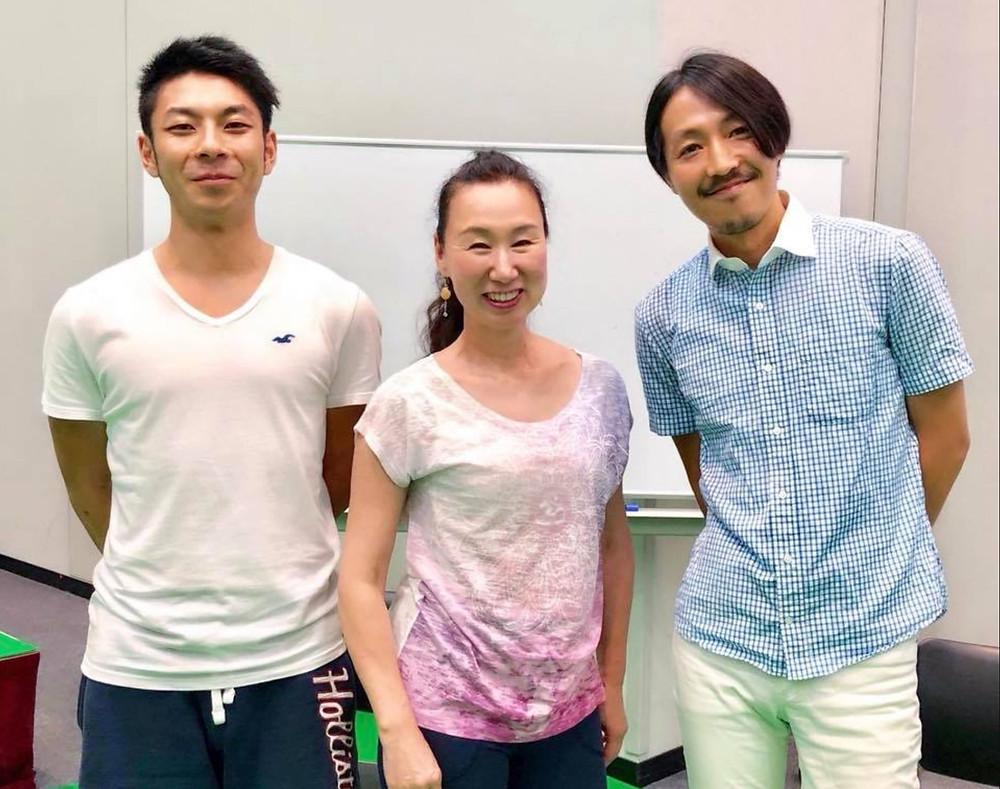 YOGA JAPAN トークショー 1