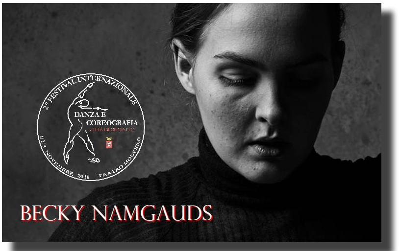 Becky Namgauds