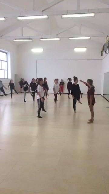 Laboratorio coreografico con Rosanna Brocanello