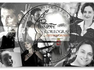Grosseto si prepara ad ospitare il 1° Festival Internazionale Danza e Coreografia Città di Grosseto