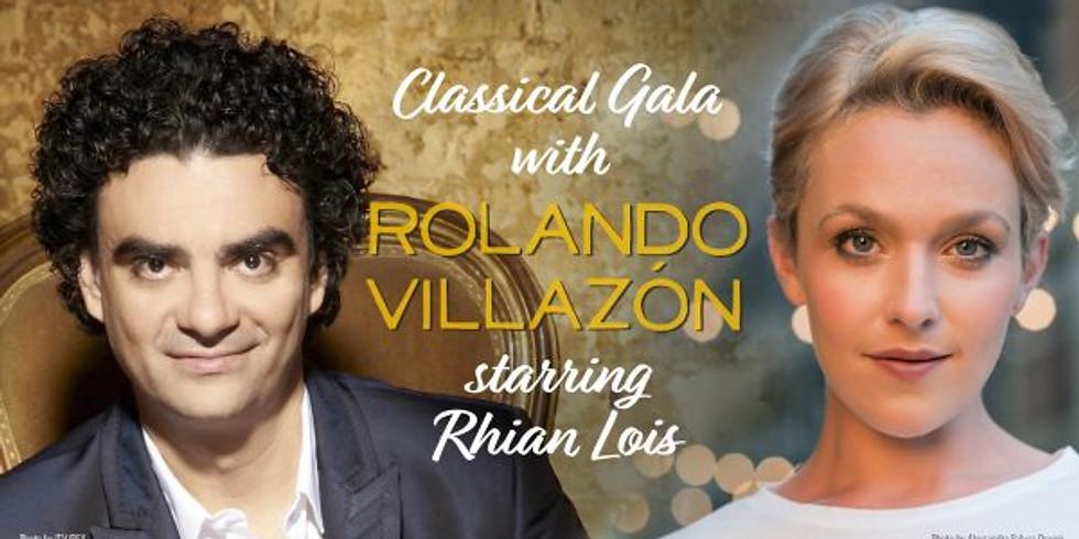 Classical Gala with Rolando Villazón and guests