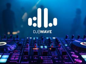 DJ Wave - Brand Identity