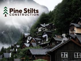 Pine Stilts - Brand Identity