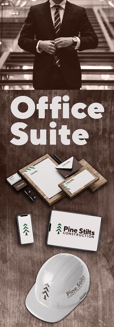 Pine Stilts Office Suite