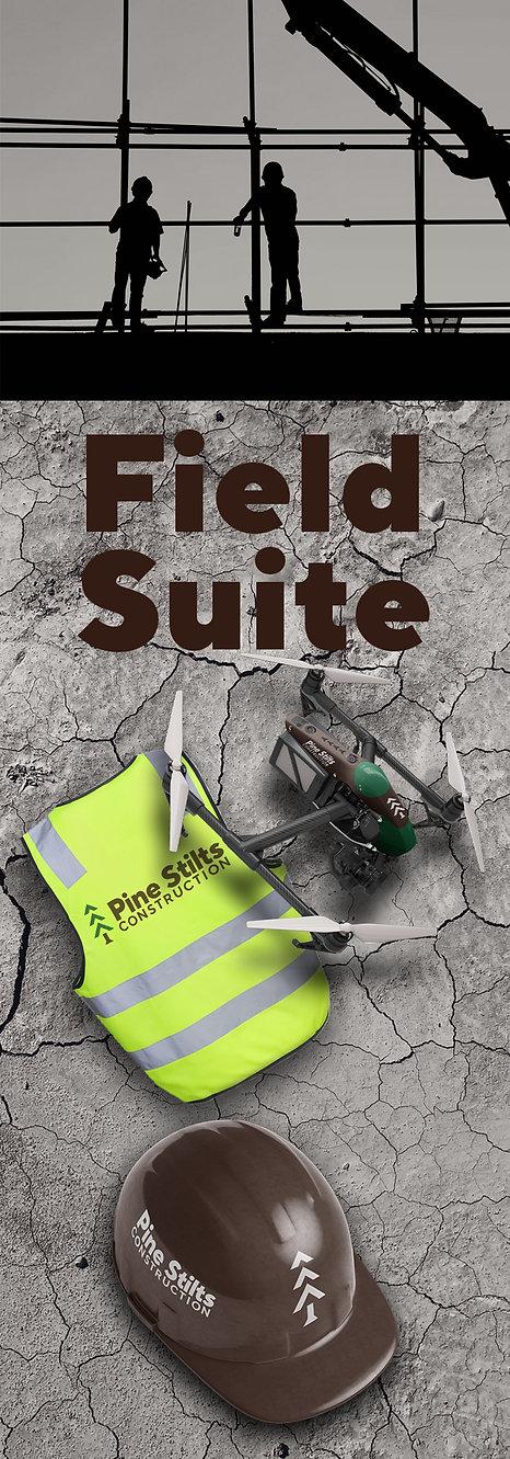 Pine Stilts Field Suite