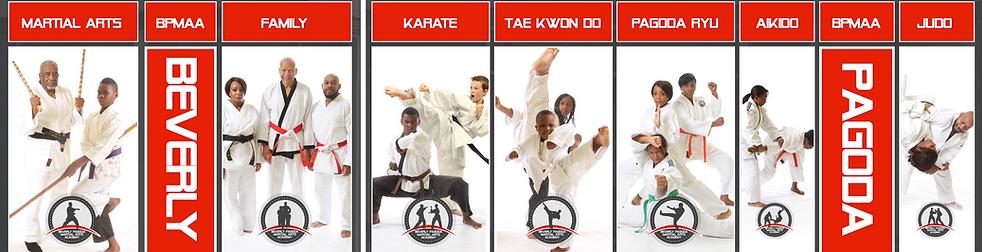 Beverly Pagoda Martial Arts Academy