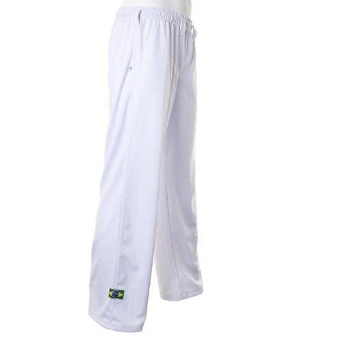 Capoeira Pants - Unisex - Black or White