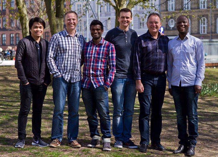 Copenhagen Community Church Leaderhip Team