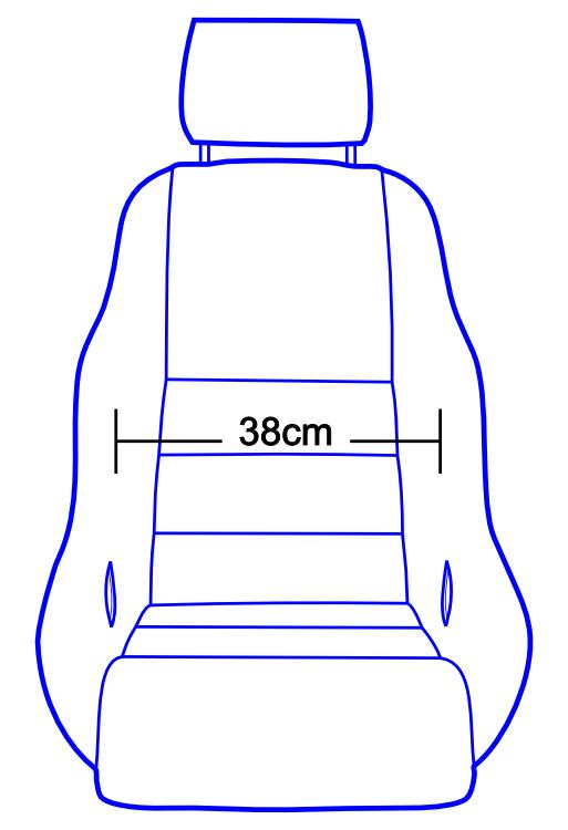 Rally ST 970 cord afmetingen 2