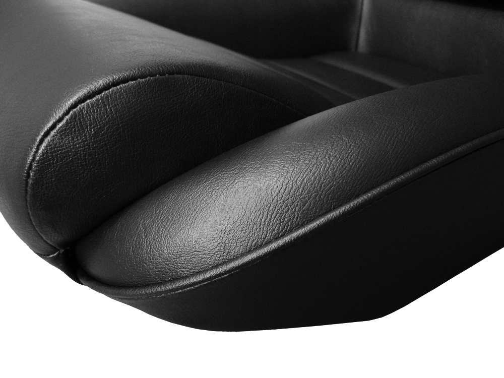 Donington 917-1 kunstleer detail 3