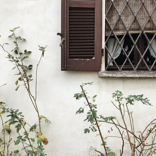 cascina gambarina finestra