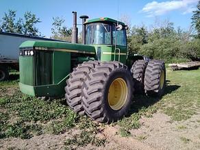 Inas Brodziak Online Farm Auction