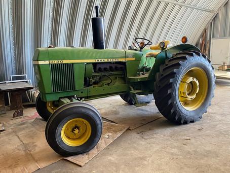 Irvin Wersta Online Farm Auction