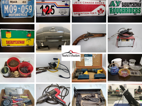 Sweet September Consignment Online Auction